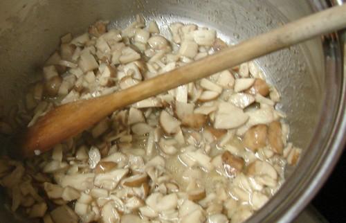 Mushrooms & Garlic