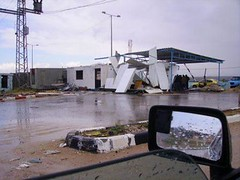 Varco di Eretz (Oxfam Italia) Tags: war guerra conflict 2009 ong gazastrip erez gaza palestina cooperazione israele striscia eretz conflitto palestinesi ucodep