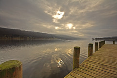 Coniston Jetty 1 (Joe Collins Photography) Tags: jetty cumbria 1001nights coniston blueribbonwinner otw outstandingshots photographyrocks skytheme theunforgettablepictures goldstaraward rubyphotographer masterofthelight joecollinsphotography