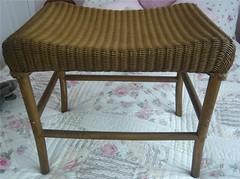 lloyd loom stool
