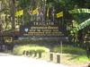 Khao Sok Park entrance