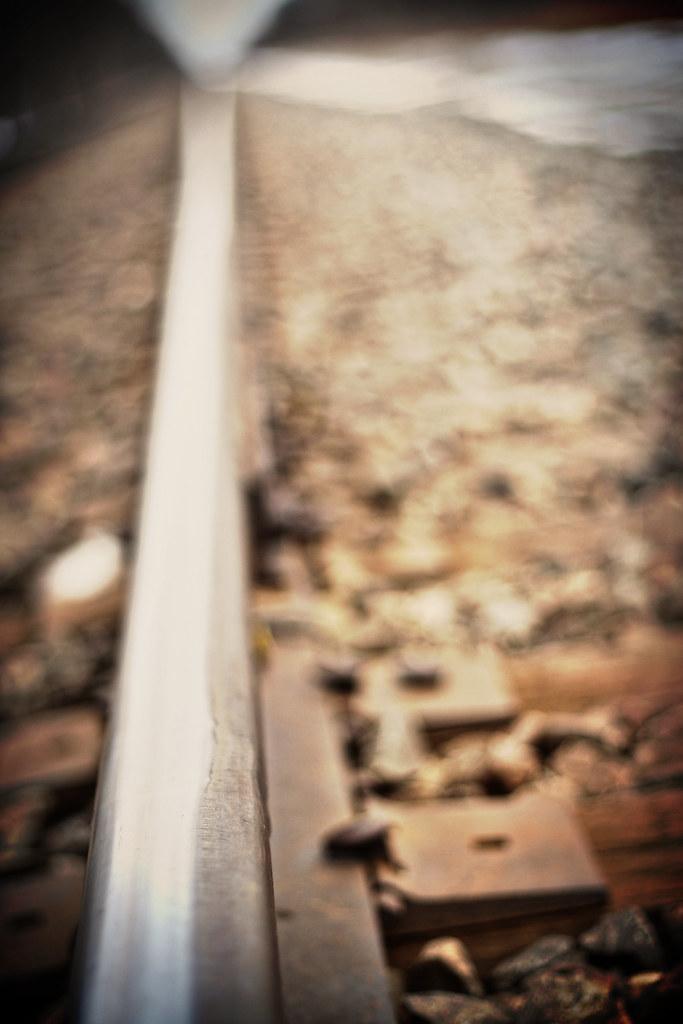 fading rail