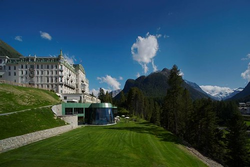 Hotel with Spa 1 by Grand Hotel Kronenhof.