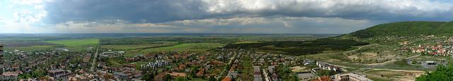City of Sümeg - Panorama
