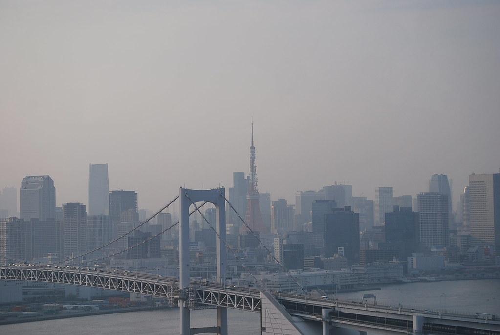 Puente y Torre de Tokyo