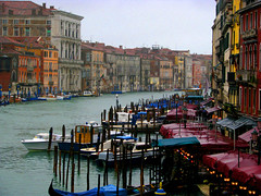 Grand Canal Parking