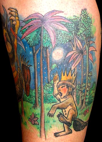 Where The Wild Things Are Tattoos - QwickStep Answers Search Engine