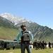 Me Sujan Singh in   SONA MARG Kashmir