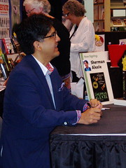 Sherman Alexie Book Signing