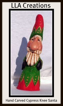 Free Santa by LLA Creations Door Prize July
