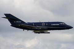 G-FRAU - Cobham - Dassault Falcon 20DC Mystere - 090704 - Waddington - Steven Gray - IMG_8628