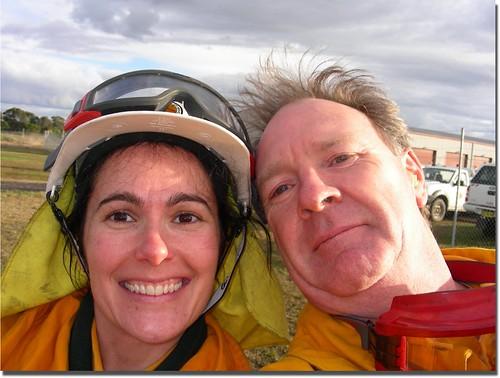 Belinda and Doug