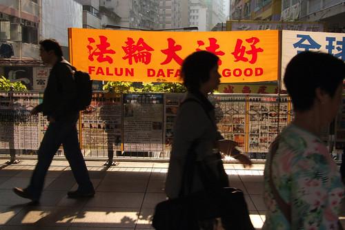 """""""Falun Dafa is Good"""""""