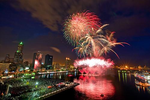 Fireworks @ Glory Pier 光榮碼頭煙火