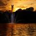 Lille Lungegårdsvannet fountain