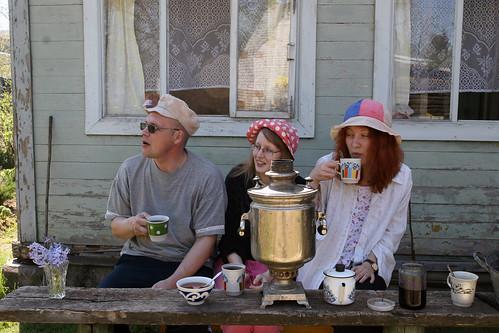 Tea in May