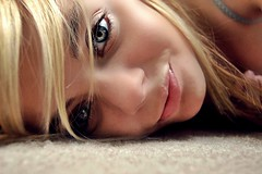 Fact: I love laying on the Floor. (Explored!) (ElizabethGrace) Tags: homersbeautyofwoman