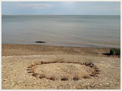 East Mersey Beach Gun Mount (Community Archive) Tags: uk english seaside military essex defence mersey pillbox merseyisland june2009 eastmersey flickrbunkacrew