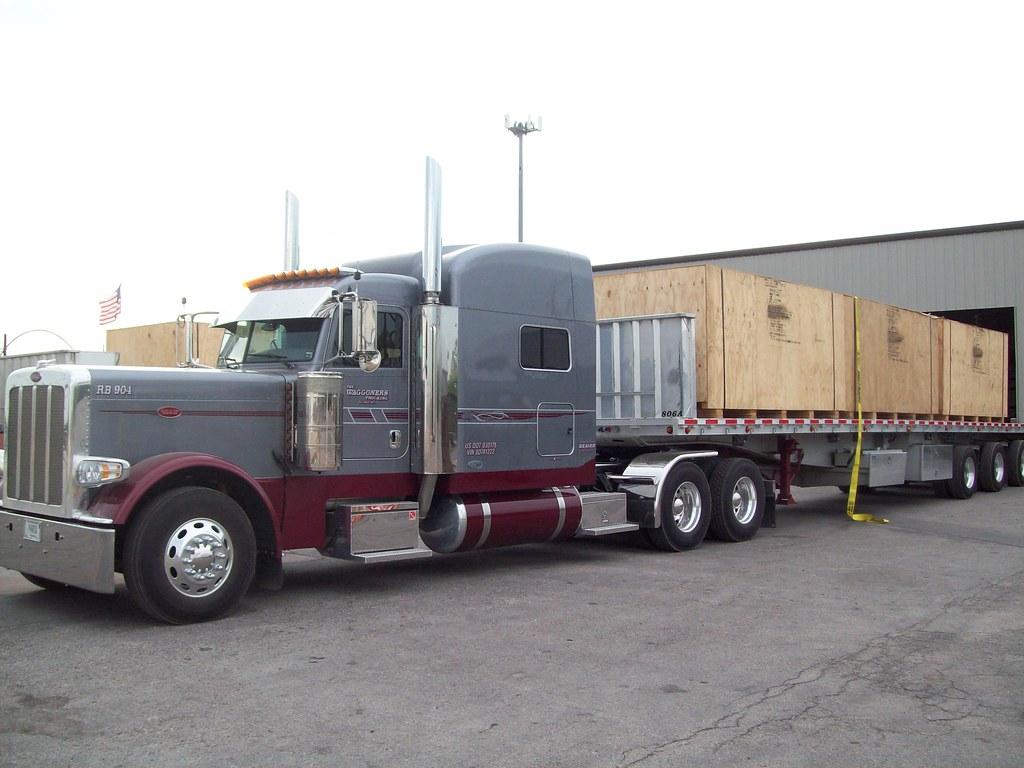 Waggoners trucking jobs