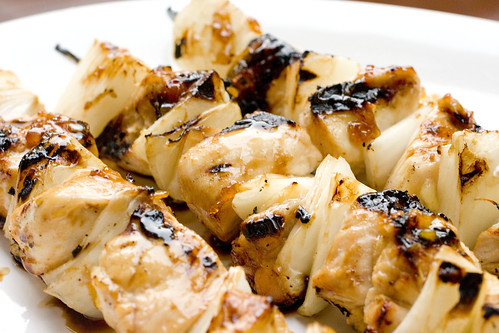 Chicken en Brochette