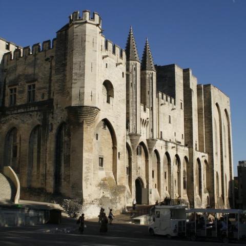 Le Palais du PapÈ