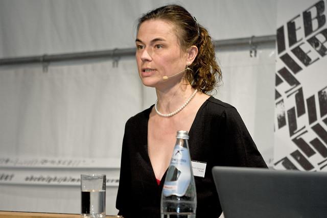Gertrud Nolte by Bundscherer