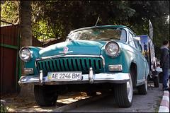 GAZ 21 Volga Second Series (W.Grabar) Tags: 60s 21 gaz soviet oldtimer 50s volga rostovondon  gaz21  gaz21volga retromotorshow 21 21 21