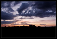 Sunset (bb_productionz) Tags: sunset night landscape twilight hessen cloudscape yourcountry