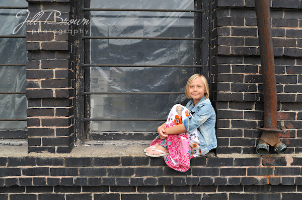 Portrait Session: August 30, 2009