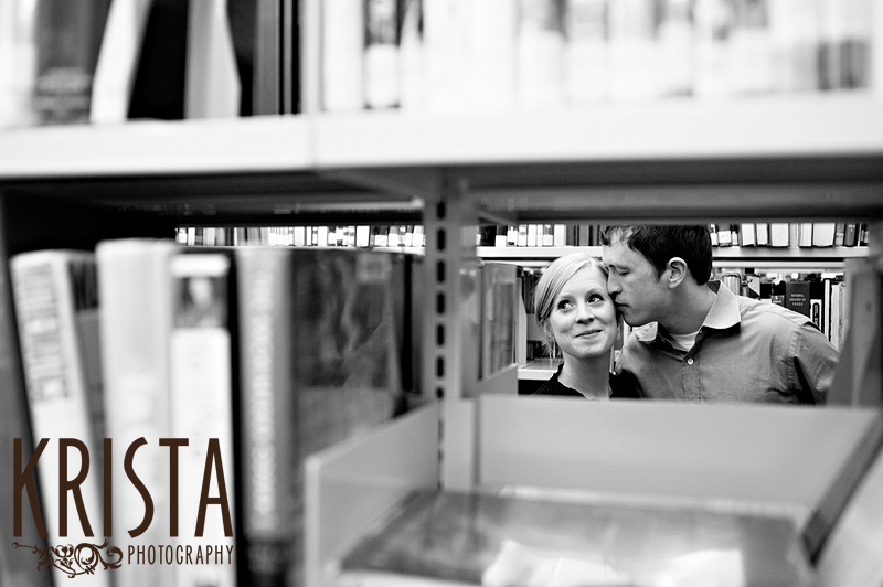 eSession in The Library