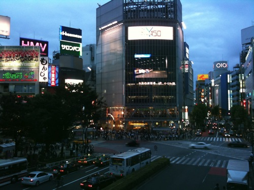 iPhone 3GS_090902渋谷