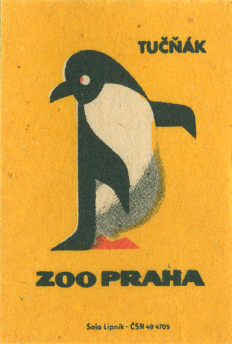 Czechoslovakian matchbox label par Shailesh Chavda