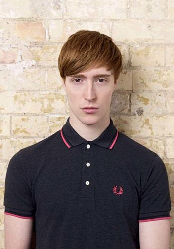 James Cooper017_FRED PERRY MEN'S LAUREL