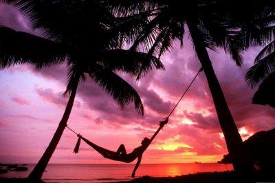 sunset hammock 400px
