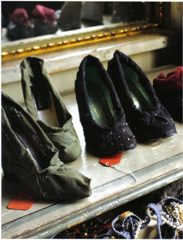 Steven Meisel Vogue Italia April 2009 4
