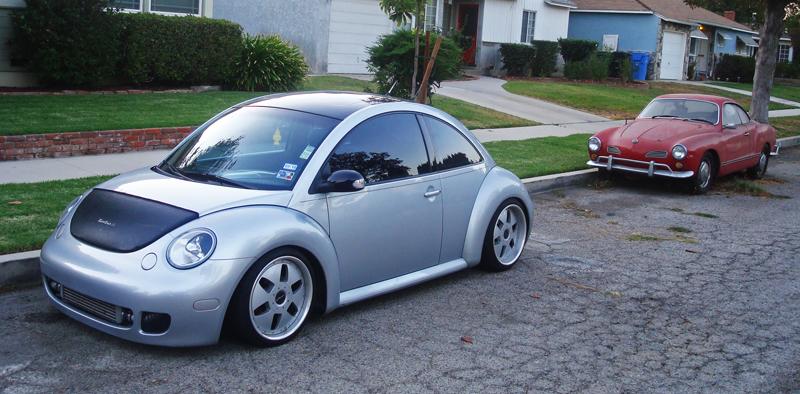 "Premier Auto Group >> Figured I'd Post My Car... ""Stanced Beetle"" - NewBeetle ..."