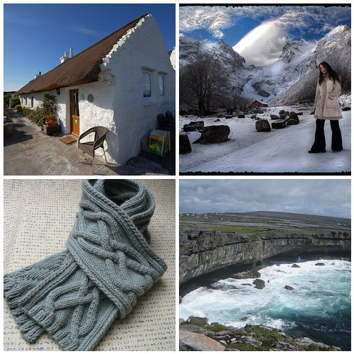 Aran Sweater Inspirations