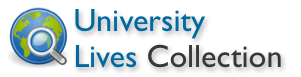 University Lives Collection Goes Ahead