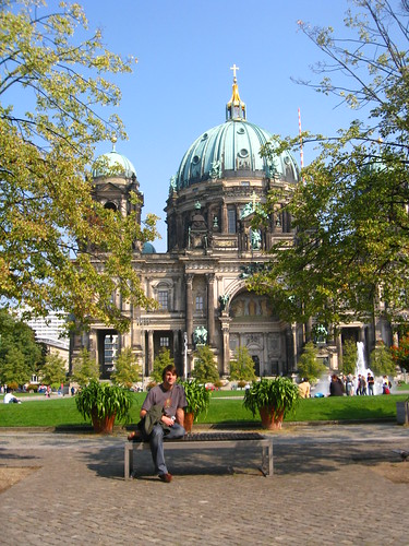 Berliner Dom with Dave