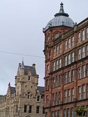 Edificios de Glasgow (Rubn Hoya) Tags: uk buildings scotland edificios glasgow united kingdom escocia gran reino unido bretaa scotlanda