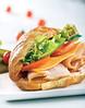 turkey Croissant (abdull) Tags: breakfast canon turkey tomato salad mark ii boutique croissant 5d abdullah diamondclassphotographer flickrdiamond alhamad