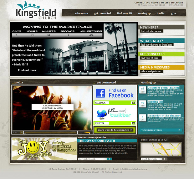Kingsfield Church