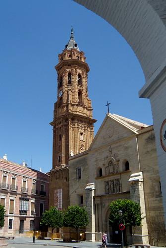 Colegiata de San Sebastián - Antequera