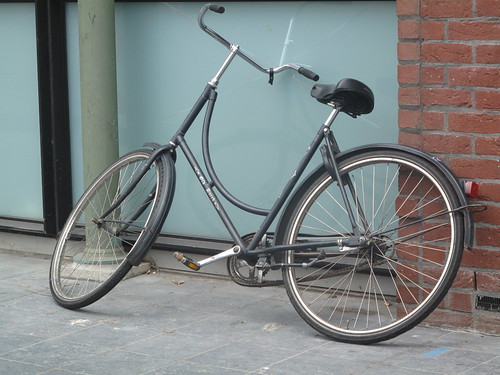 Typical Holland - a bike