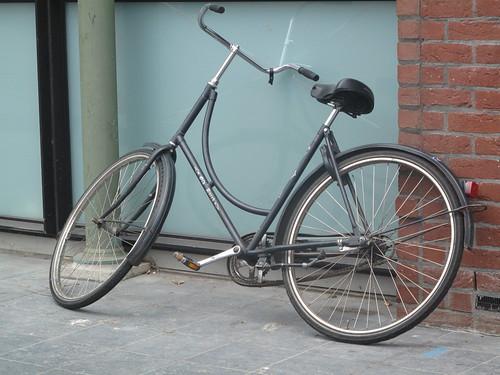Typical Holland - a bike