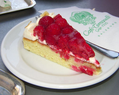 Himbeerkuchen c/o Cake Gumshoe Megan