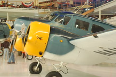 Open House, World War II re-enactment, and auto & airplane museum at Collings Foundation, Stow MA: Cessna UC-78 Bobcat (Chris Devers) Tags: plane airplane ma gun aircraft massachusetts wwii airshow worldwarii ww2 vehicle bobcat 2009 trainer cessna machinegun worldwar2 stow worldwartwo livinghistory bostonist collings collingsfoundation wingsoffreedom stowma universalhub bamboobomber wwiireenactment cameranikond50 ww2reenactment wingsoffreedomtour exif:exposure_bias=0ev exif:exposure=0025sec140 exif:focal_length=50mm exif:aperture=f32 uc78 jrc1 camera:make=nikoncorporation exif:flash=offdidnotfire cessnauc78bobcat lens50f18 battlefortheairfield billstookey 1998grandchampionwarbird camera:model=nikond50 meta:exif=1257920950 exif:lens=50mmf18 flickrstats:favorites=1 exif:orientation=horizontalnormal exif:filename=dscjpg exif:vari_program=auto exif:shutter_count=36515 meta:exif=1350400970