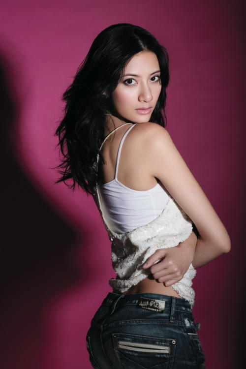 HongKong star-Emme Wong (Emme Wong Yi Man) - beautiful girls