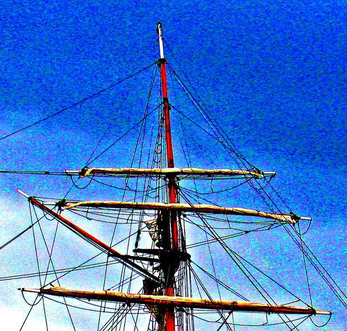 Shipsmast
