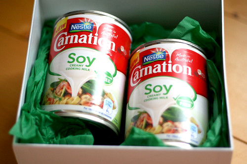 carnation creamy cooking milk